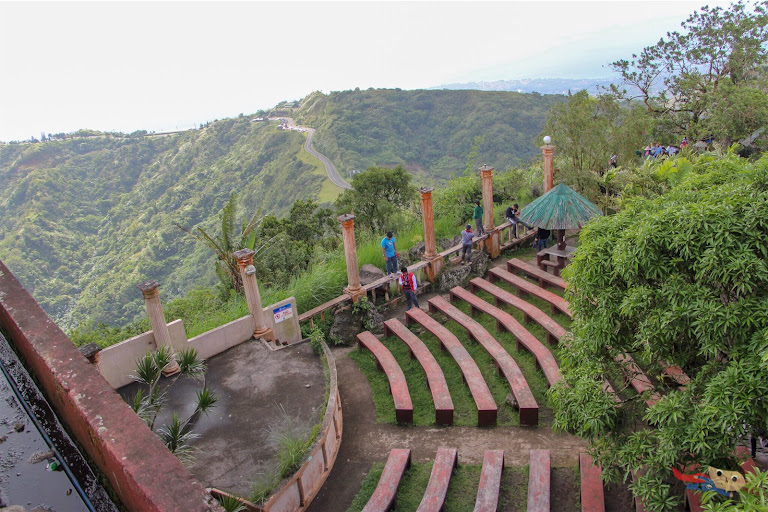 Amphitheater in Peoples Park in the Sky, Tagaytay