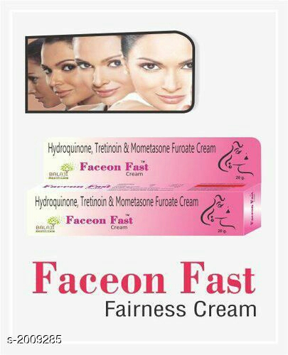 Faceon Fast Fairness Cream