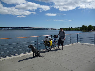 Sundsvall. Mar Báltico