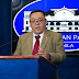 "Phil gov't to withdraw from ICC, Roque says court ""venue for destablization"""