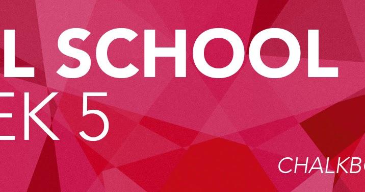 Nail School Week 5: Acrylics Ahoy! | Chalkboard Nails ...