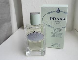 Prada, Prada fragrance, Prada Infusion d'Iris