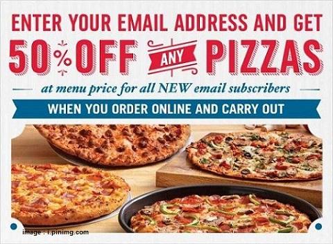 Domino's Pizza Promo - Blog Mas Hendra