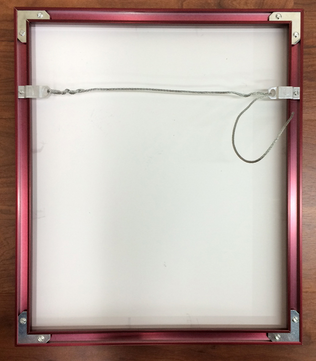 Fine Picture Frame Wire Adornment - Wiring Schematics and Diagrams ...