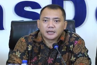 Ditunjuk Sebagai Plt DPW NasDem Lampung Taufik Basari Beri Dukungan KPK Berantas Korupsi