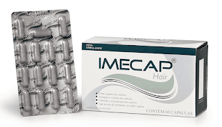 Imecap Hair Para Queda de Cabelo
