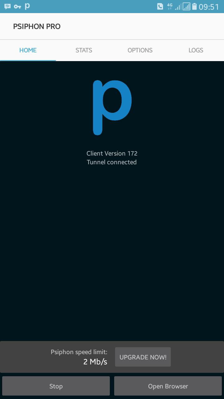 Cara Internet Gratis Android Menggunakan Psiphon Pro