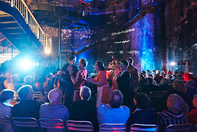 Rossini's Il Barbiere di Siviglia - Pop-Up Opera Summer 2016, (Photo Richard Lakos)