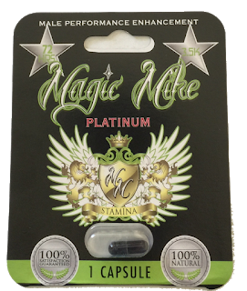 Magic Mike Platinum Male Enhancement Supplement