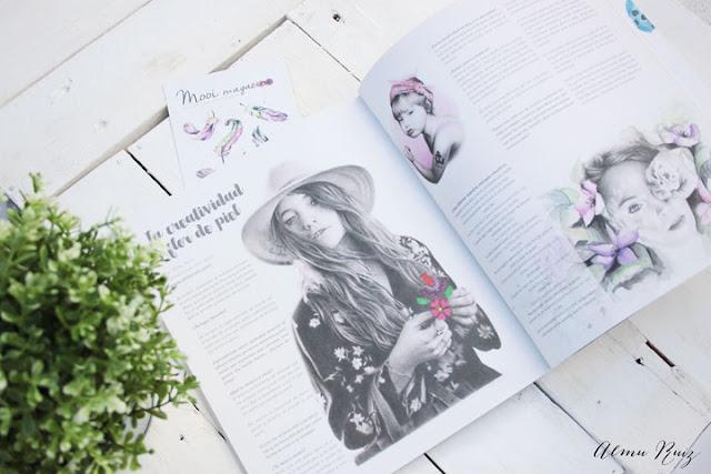 Entrevista Almu Ruiz en Mooi Magazine