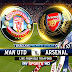 Prediksi Laga Manchester United VS Arsenal 19 Nov 2016