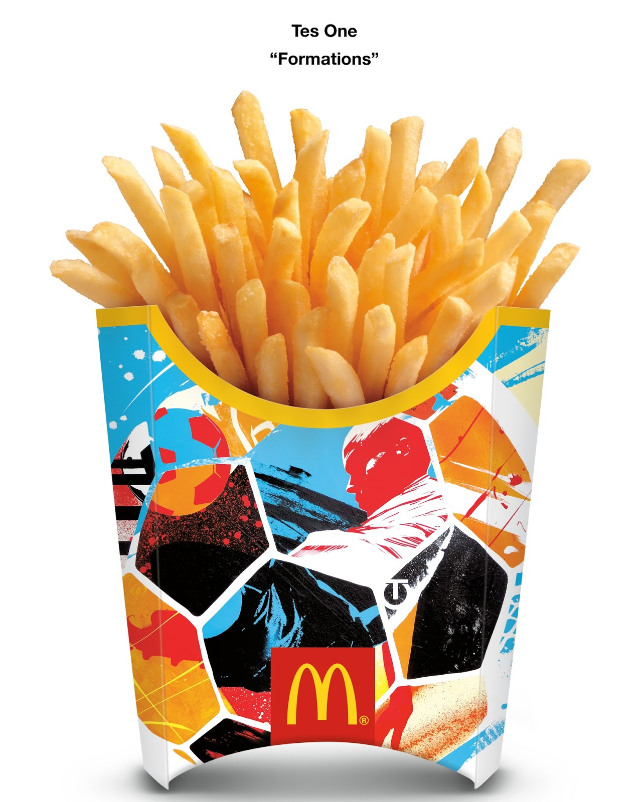 McDonald's World Cup French Fry Packaging Redesign on ...