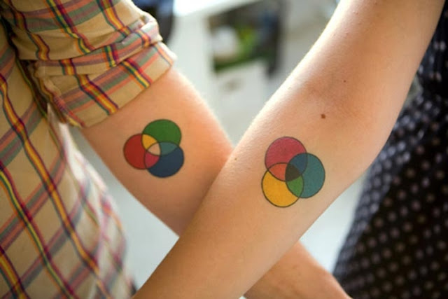 Best Pair Tattoo Designs For Couples