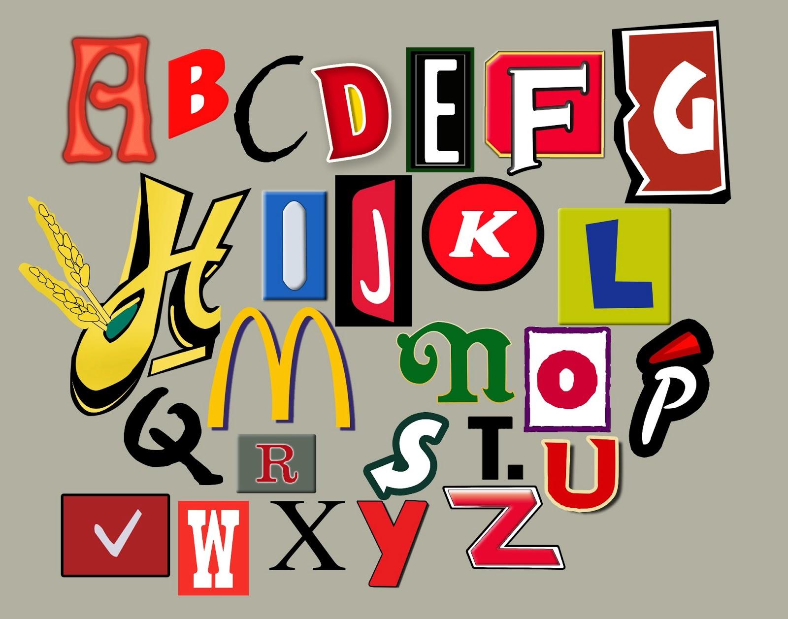 Creative Writing Alphabets