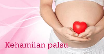 Mengalami kehamilan palsu