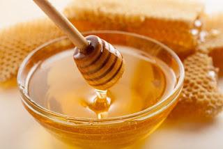 cara hilangkan kelemumur minyak zaitun dan madu asli