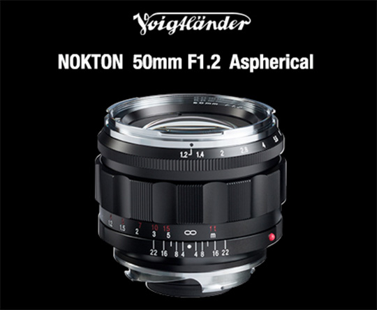Voigtlander Nokton 50mm f/1.2 Aspherical VM