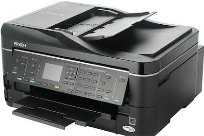 Epson Stylus Office BX625FWD Driver Download