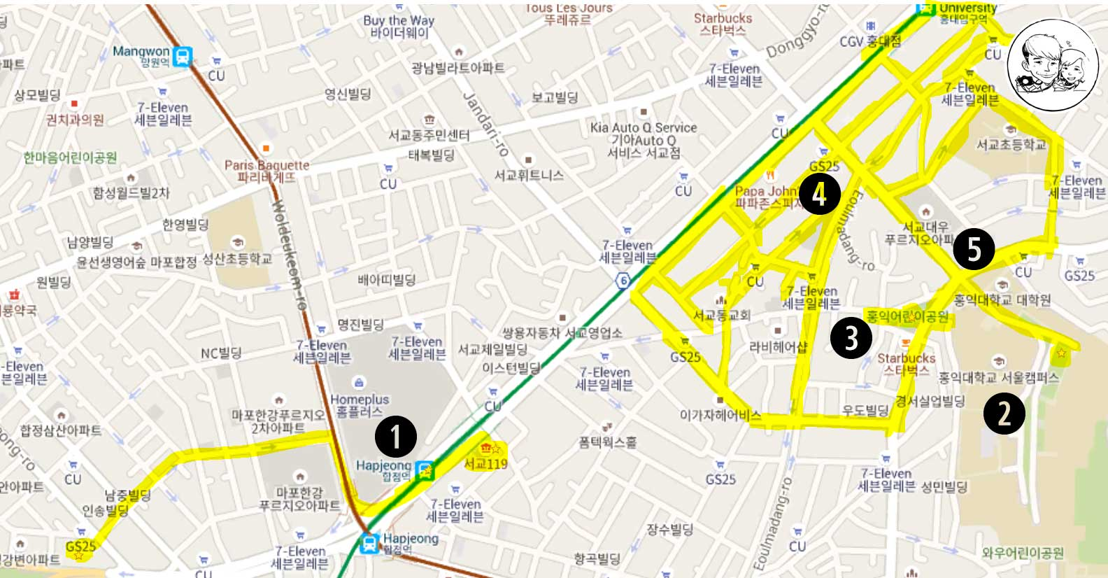 Our Personal Itinerary For Free And Easy In Seoul