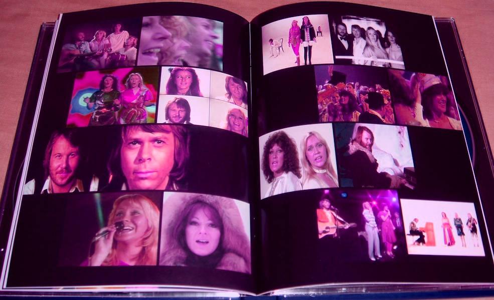 Tổng hợp nhạc chất lượng cao của ABBA.