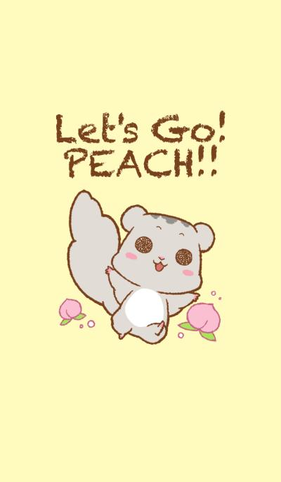 Let's Go! PEACH!!