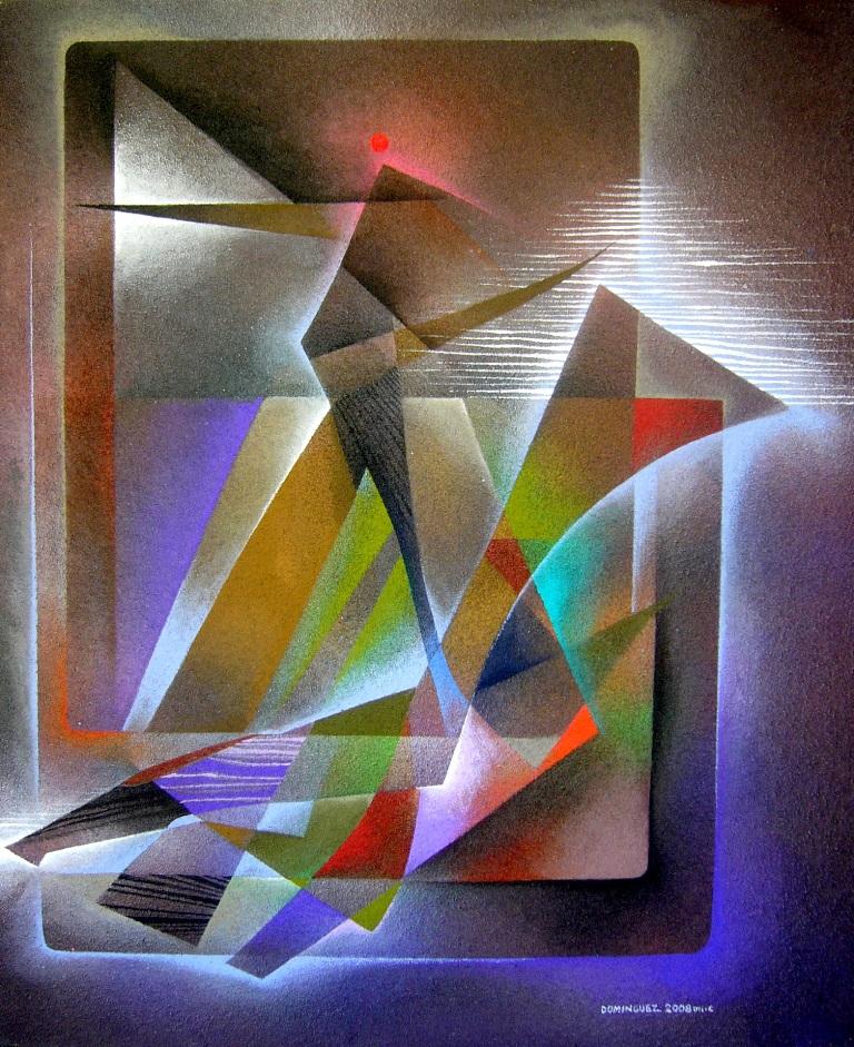 A Importância da Luz - Conrado Domínguez e algumas de suas belas pinturas ~ Pintor mexicano