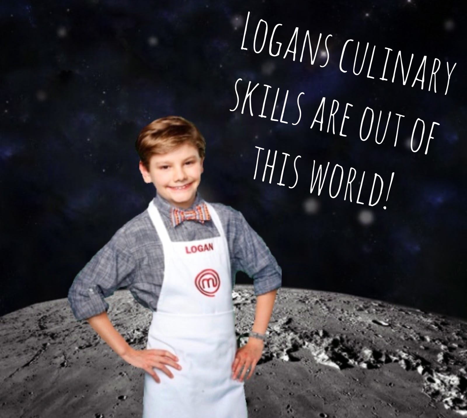 Winner Logan Guleff USA FOX MasterChef Junior Season 2