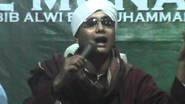Habib Alwi: Abu Janda Bajingan yang Sembunyi di Belakang NU