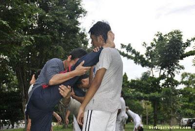 Pemanasan capoeira - berbagaireviews.com