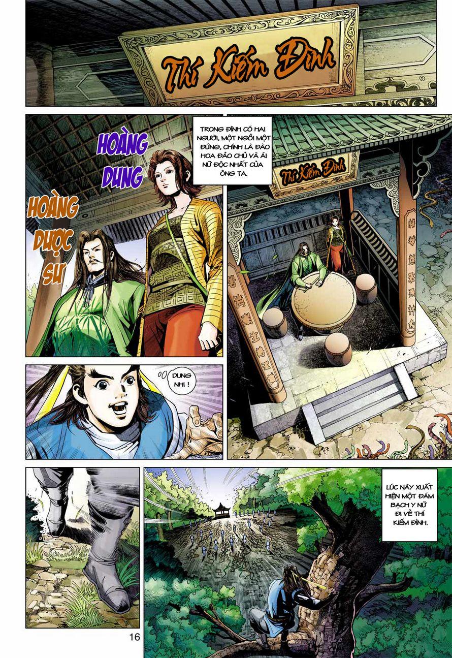 Anh Hùng Xạ Điêu anh hùng xạ đêu chap 43 trang 15