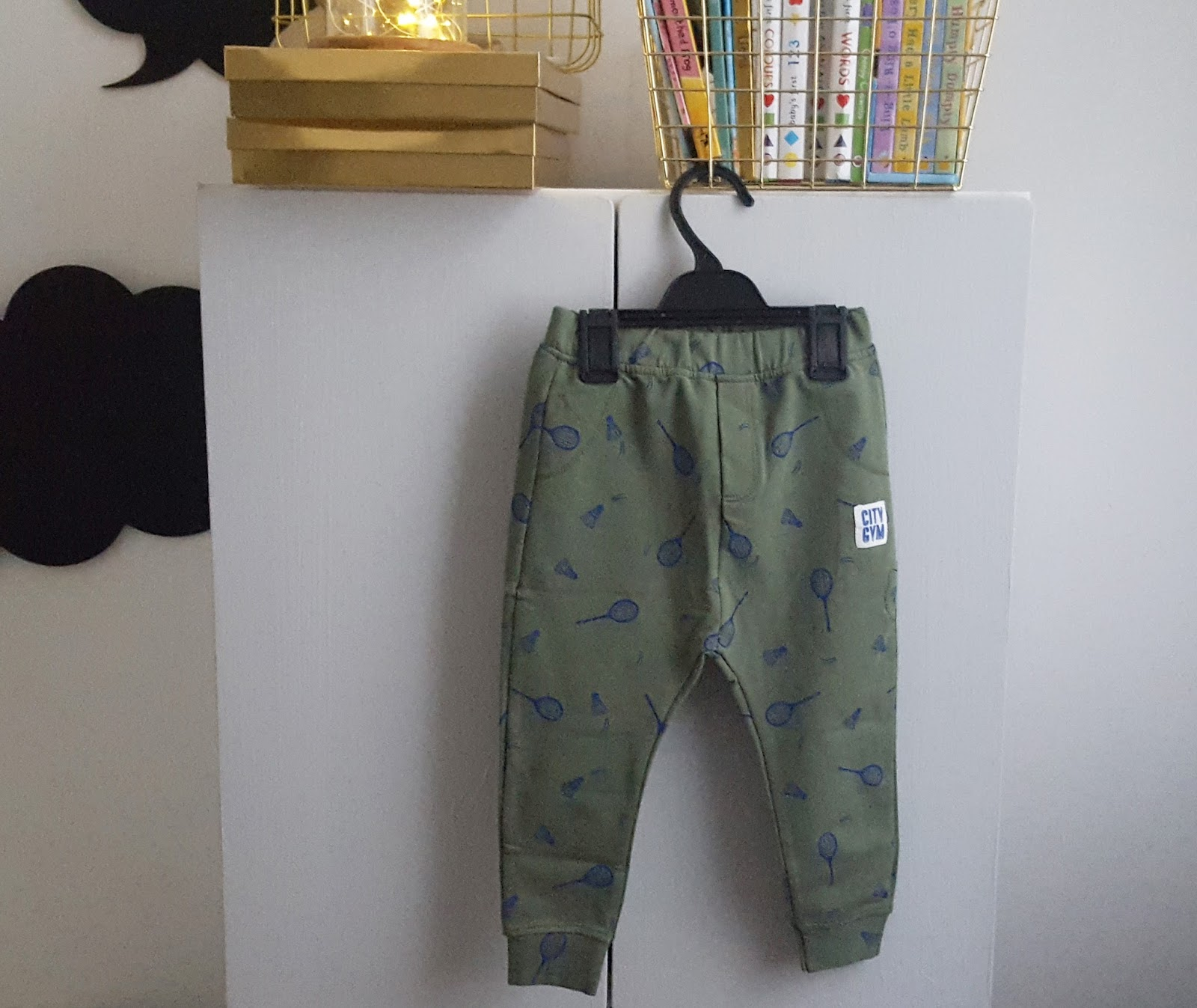 zara baby trousers