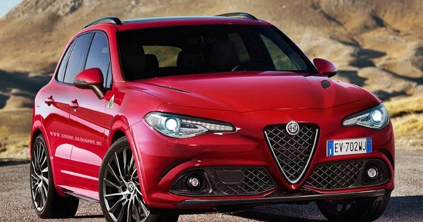 2017 Alfa Romeo Suv Price Review Redesign Release Date Car Motor