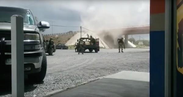 VIDEO: No es Siria o Irak: es la guerra incontenible que vive Tamaulipas desde hace años