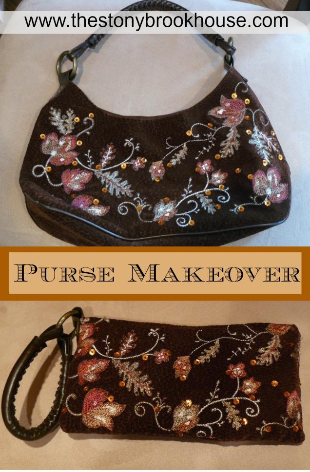 Purse Makeover