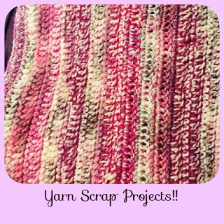 ideas for yarn scraps