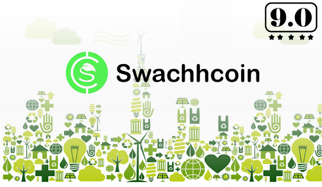 Swachhcoin (SCX) ICO Details, Ratings, Token Price