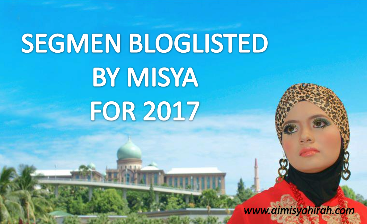 Segmen Bloglisted by Misya 2017