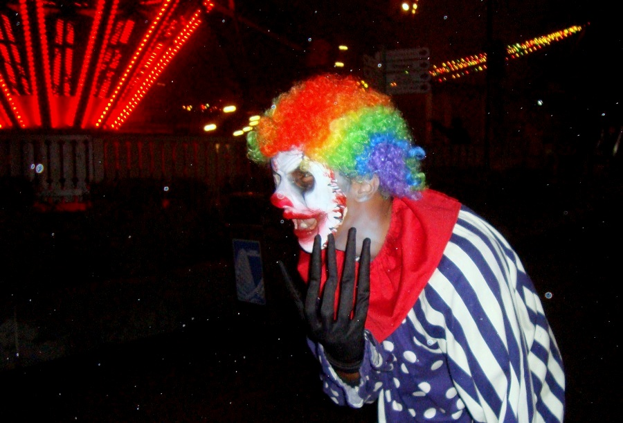 Halloween Haunt 2016: the terror and laughter cannot be dampened ...