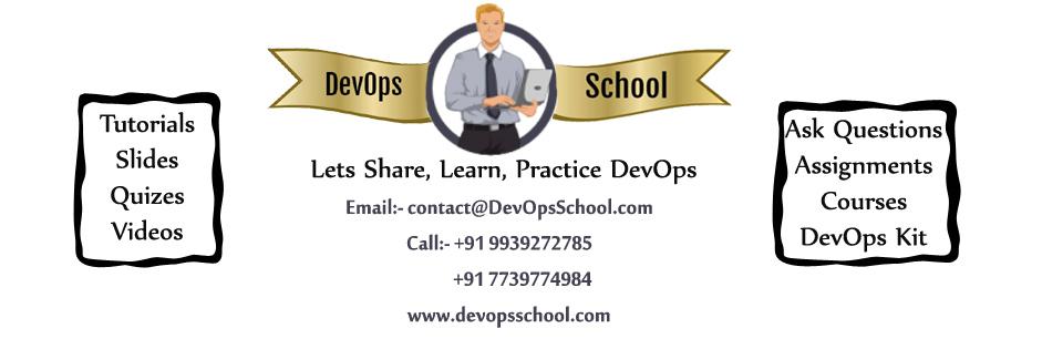 DevOps School: Introduction of Sonatype Nexus