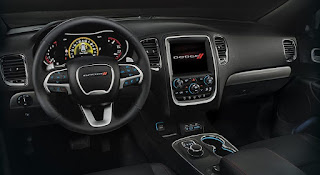 Dodge Durango Instrumentations
