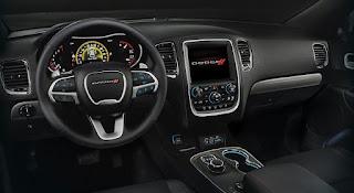 Dodge Durango Instrumentations