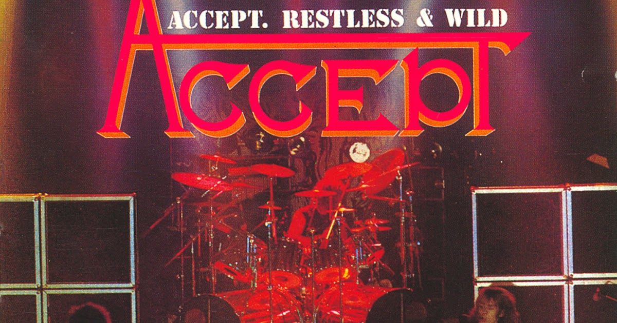 The Ace Black Blog: CD Review: Restless And Wild, by Accept