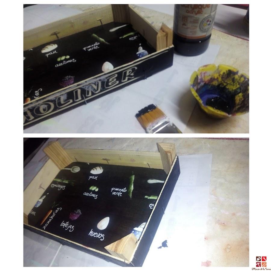 reciclar caja de fruta