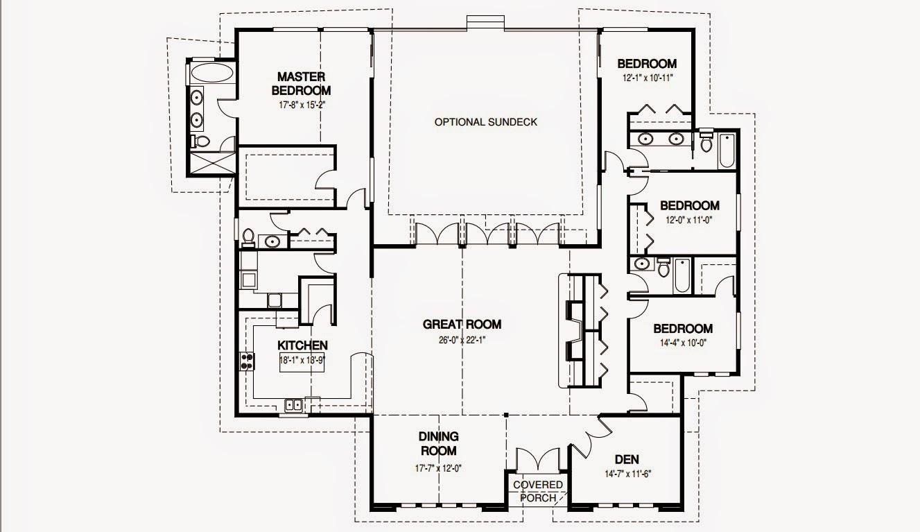 Descargar planos de casas y viviendas gratis fotos de - Planos casas modernas 1 piso ...