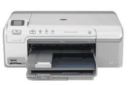 HP Photosmart D5300 Download drivers & Software