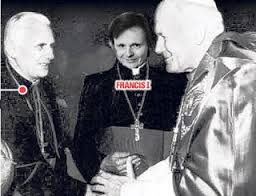 Three popes?