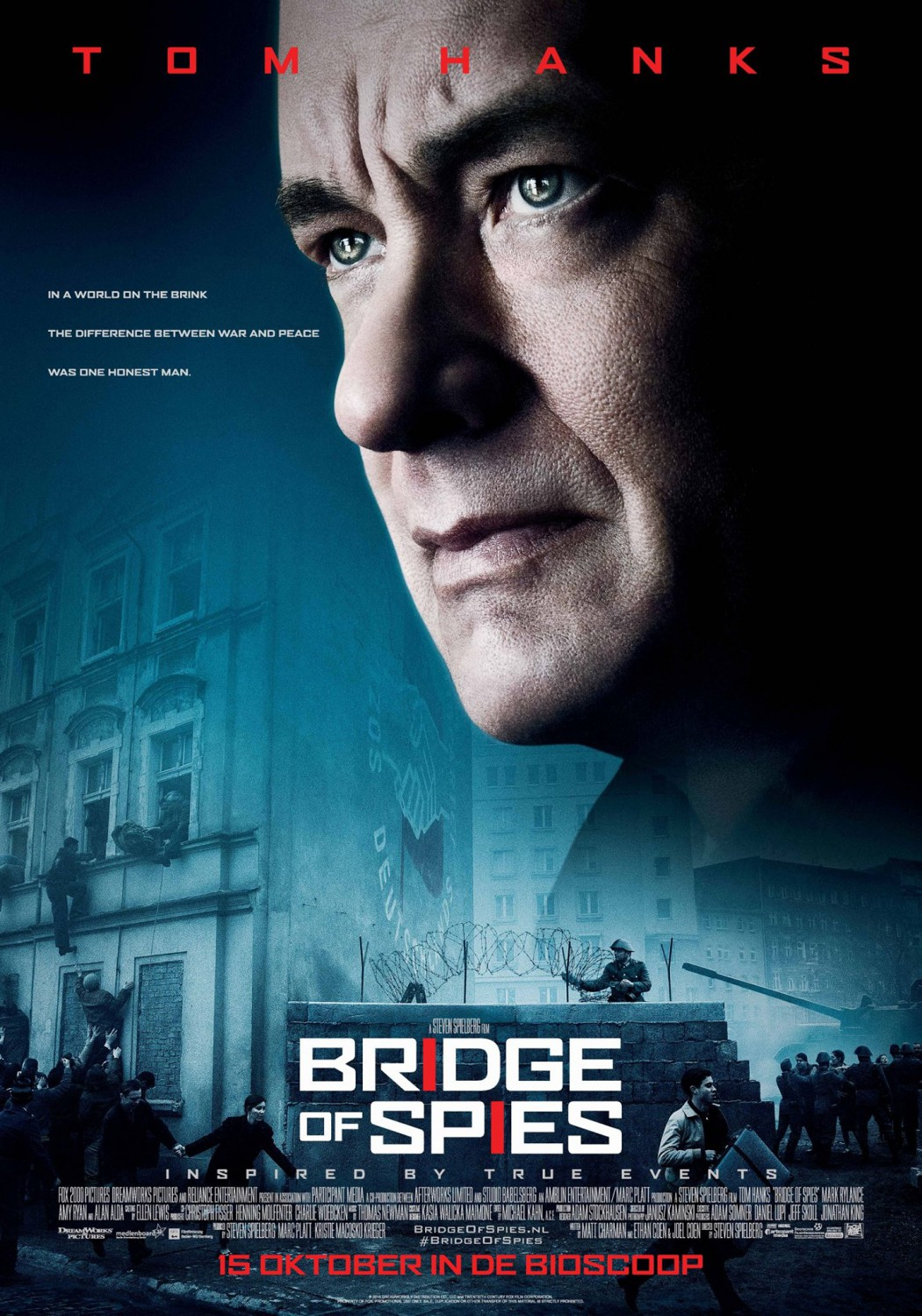 Nonton Film Bridge of Spies (2015)