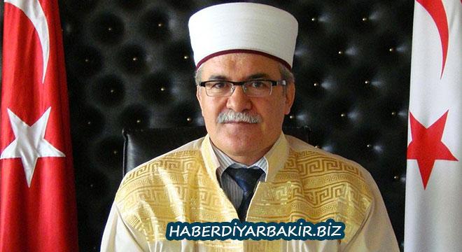KKTC Din İşleri Başkanı Prof. Dr. Talip Atalay, Diyarbakır'da FETÖ'den gözaltına alındı