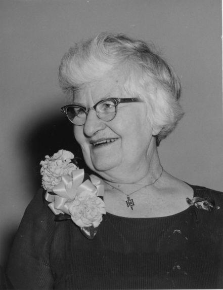 Elsie Eaves: Membro de Pleno Direito da Sociedade Americana de Engenheiros Civis