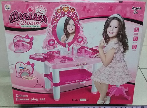 make up playset, mainan kanak-kanak, mainan anak, fashion playset